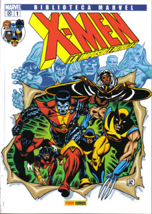 Biblioteca Marvel: X-Men