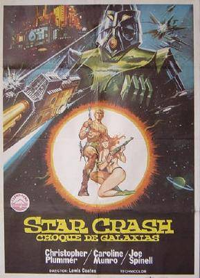 Star Crash (Choque de Galaxias)