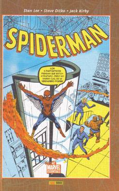 Spiderman de Steve Ditko